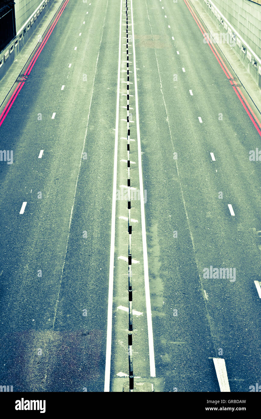 Highway - Stock Image