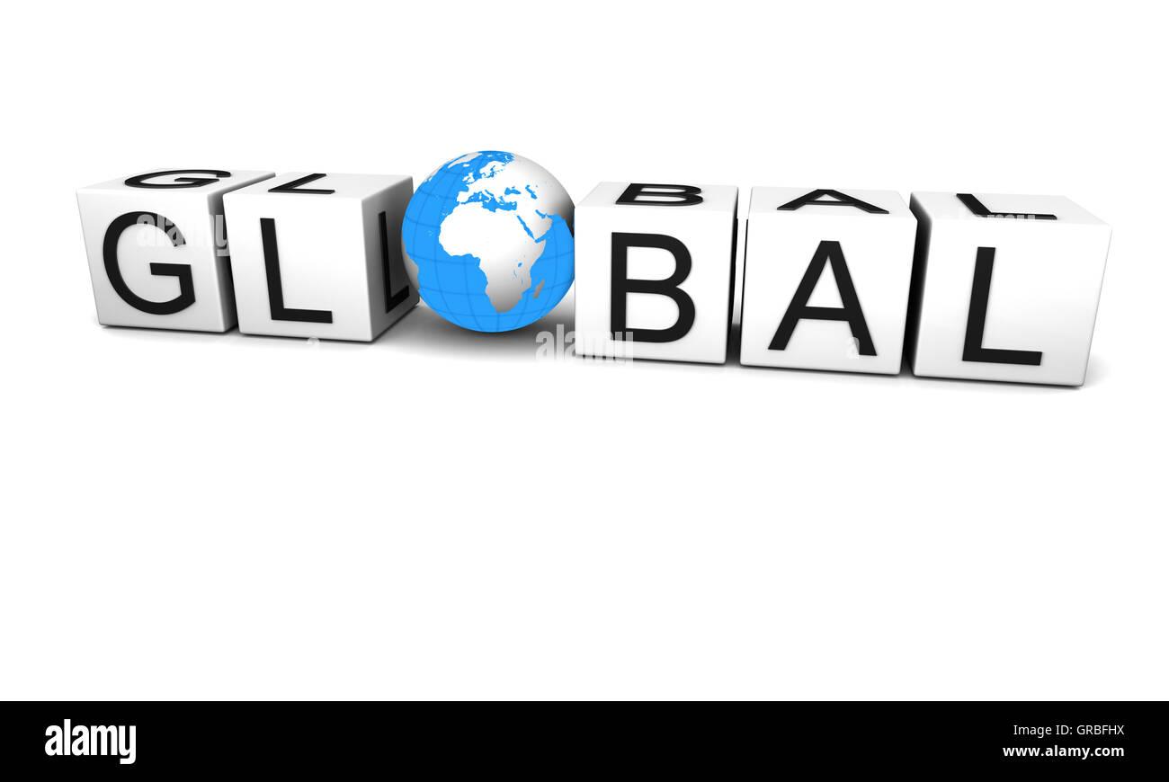 Global - Stock Image