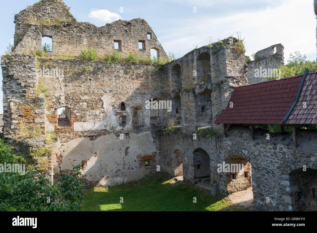 Mittelalter - Stock Image