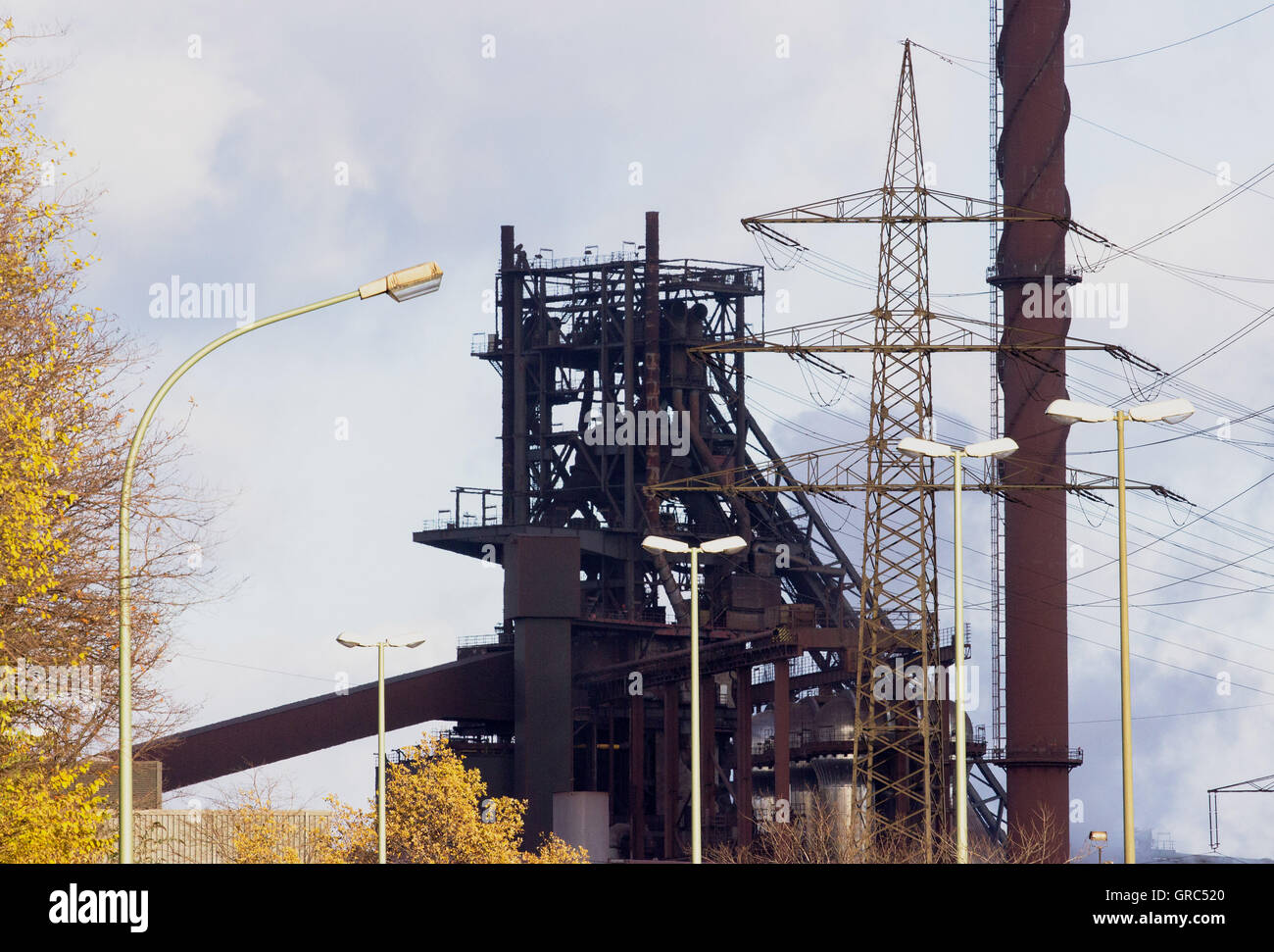 Industry - Stock Image