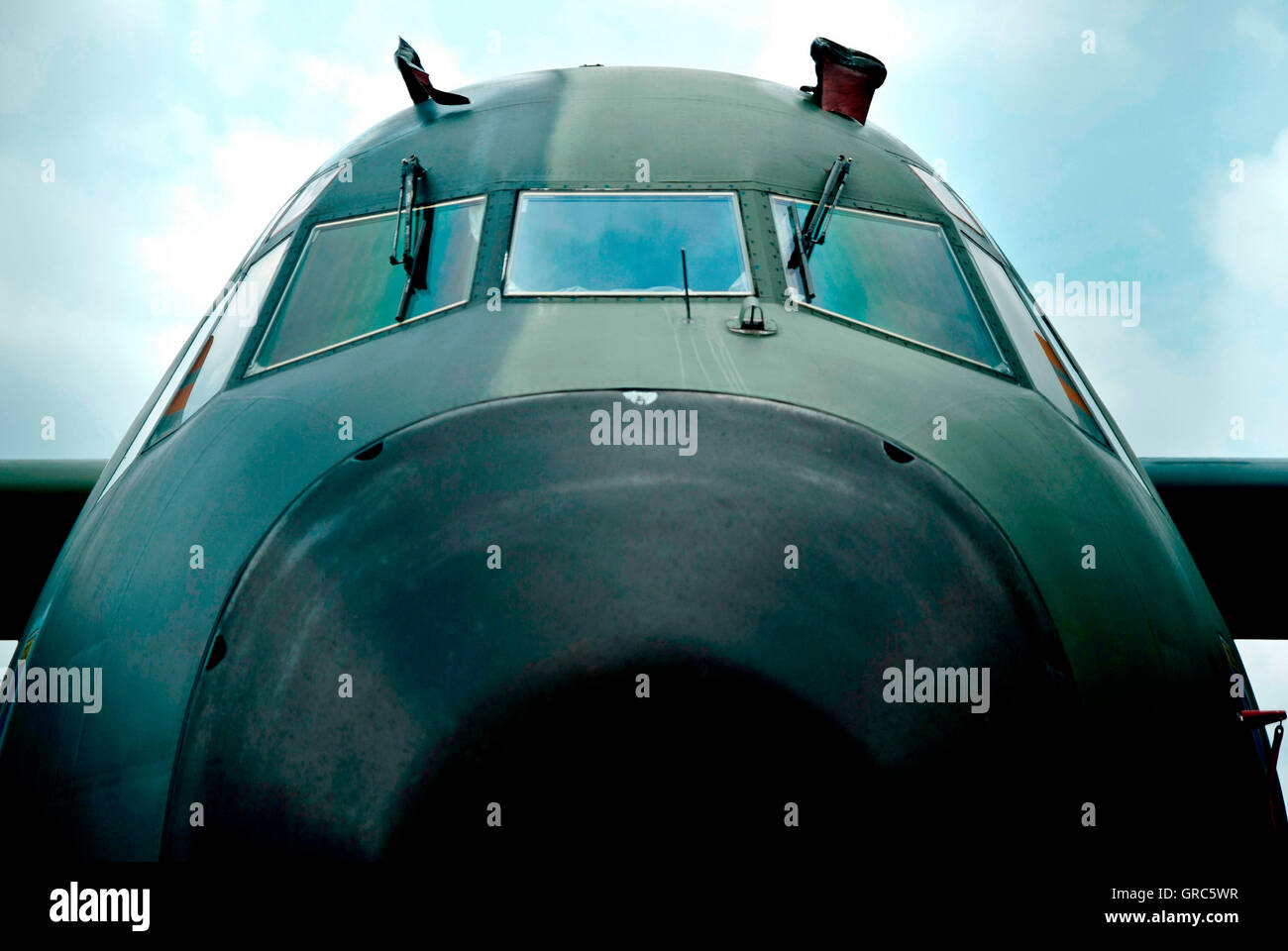 Aircraft, Military, Transport - Stock Image