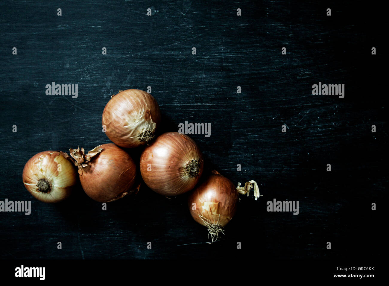 Onion Vegetable Food Harvest Seed Crop Amount Diet Taste - Stock Image