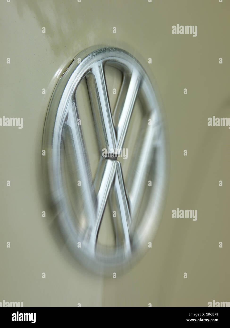 Vw Logo, Vw Affair, Symbol - Stock Image