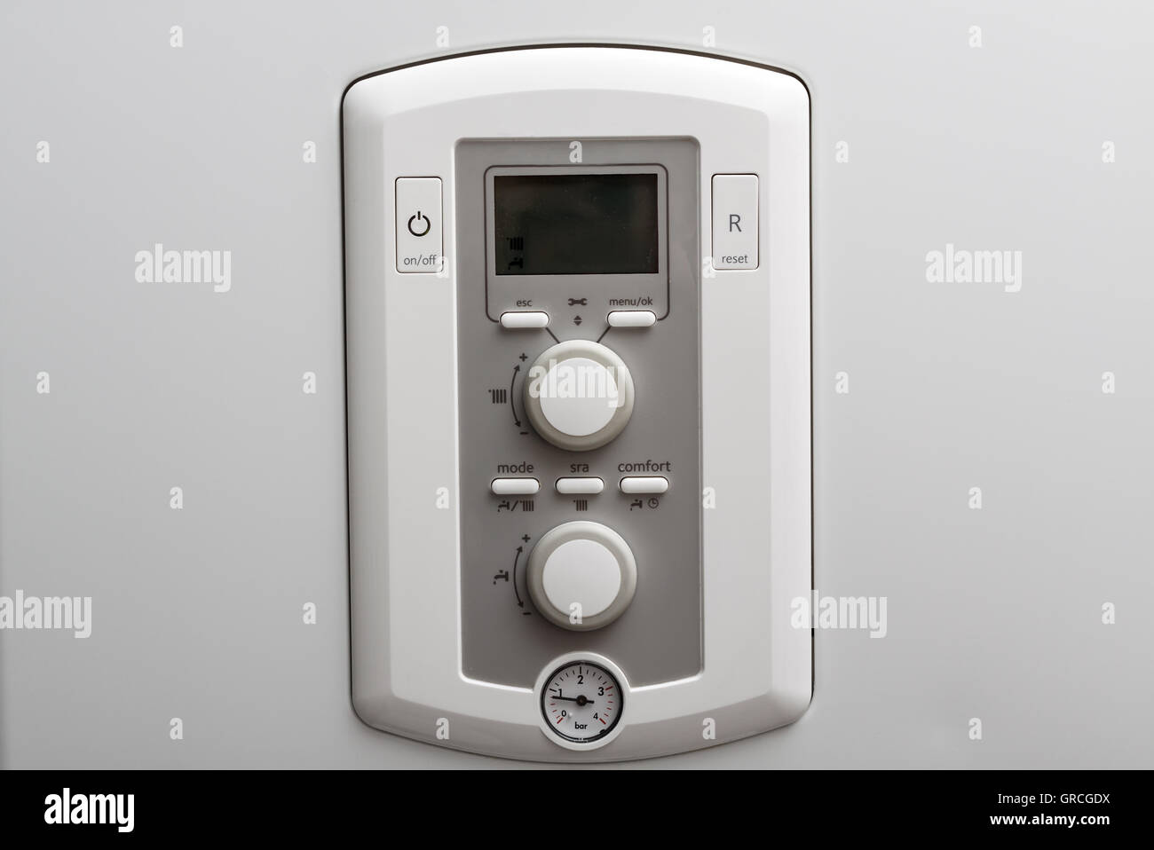 Worcester Central Heating Room Temperature Timer