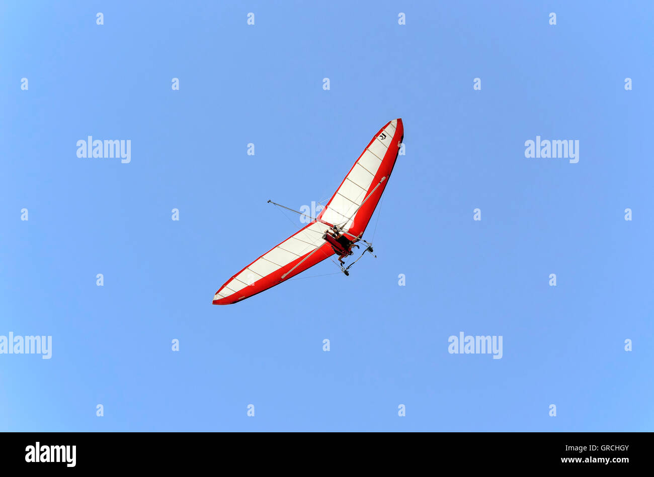 Delta Wing Glider Stock Photos & Delta Wing Glider Stock