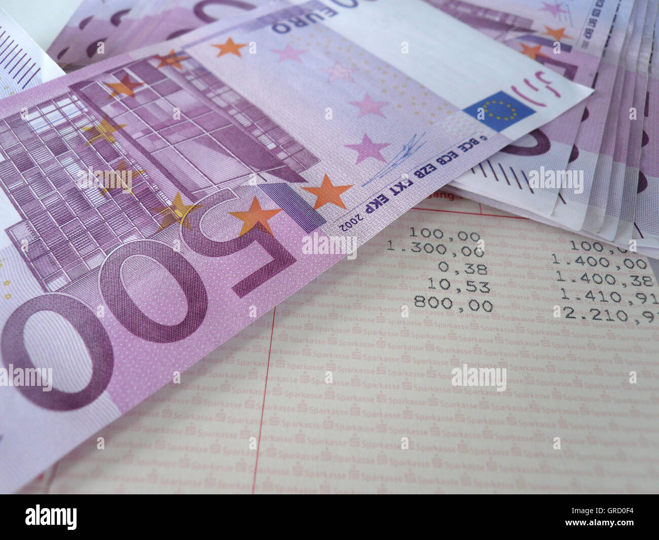 Is Saving Money Still Up To Date, Symbol - Stock Image