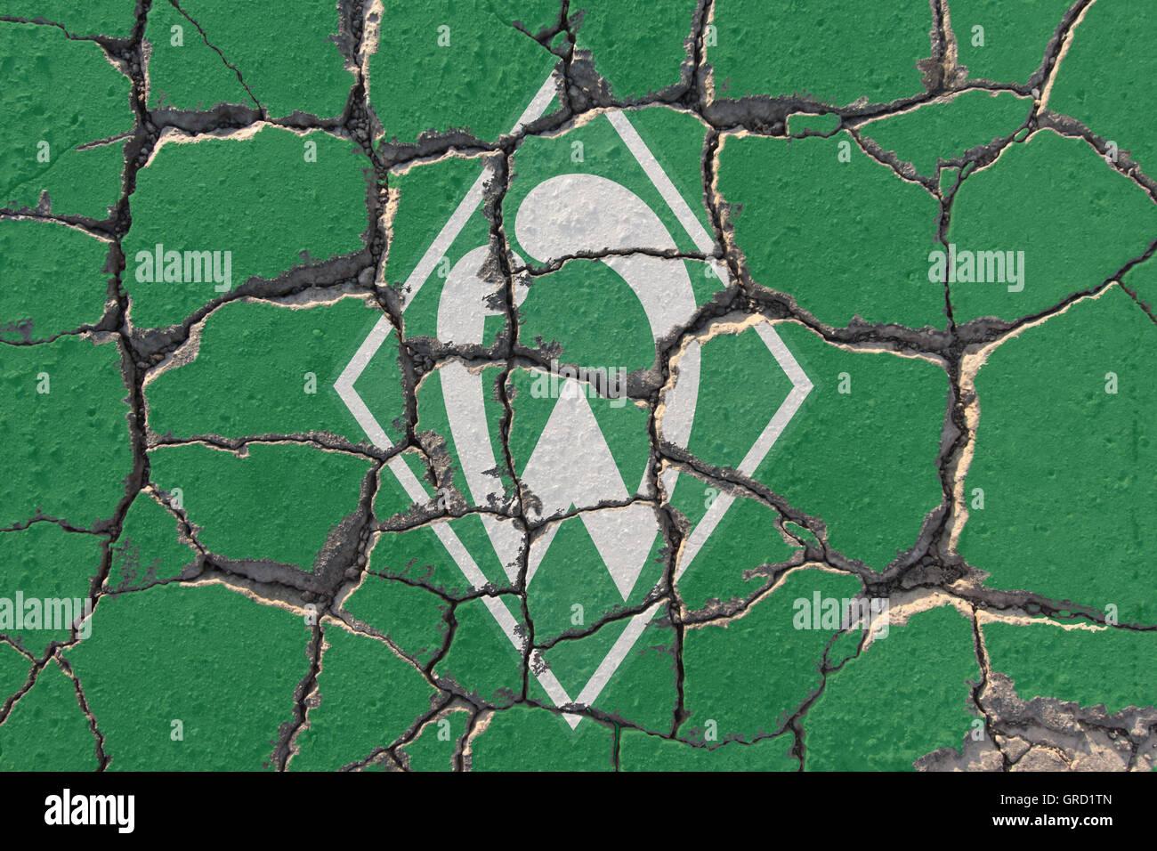 Atemberaubend Football Logo Werder Bremen Stock Photos & Football Logo Werder #LZ_55