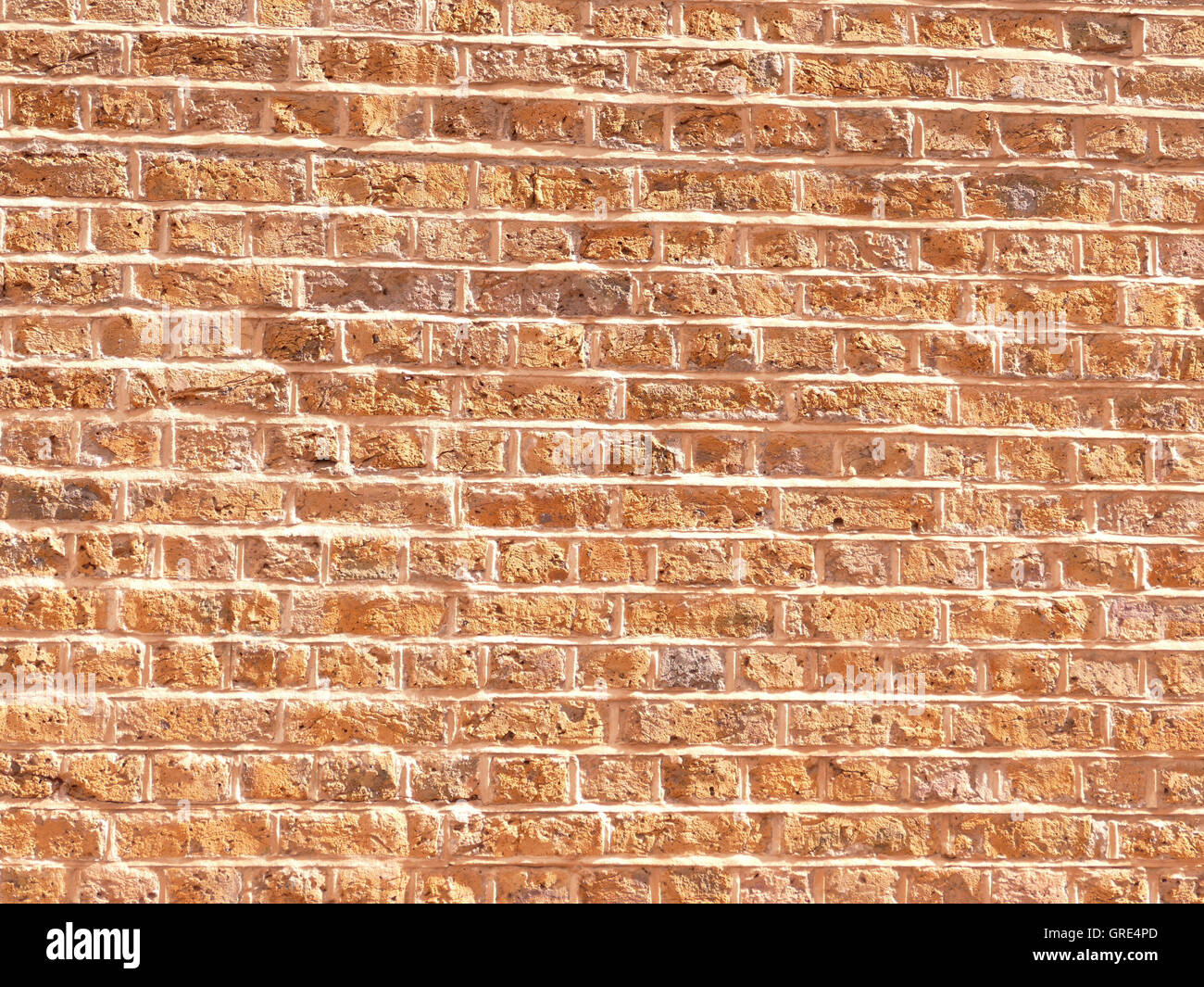 Wall Auburn, Full-Frame, As A Background Motive - Stock Image