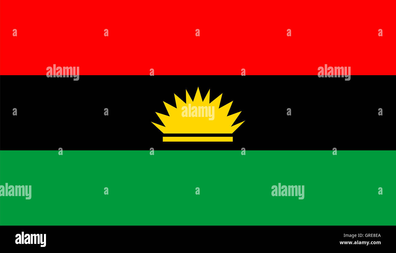 Biafra flag stock photos biafra flag stock images alamy biafra flag stock image thecheapjerseys Image collections
