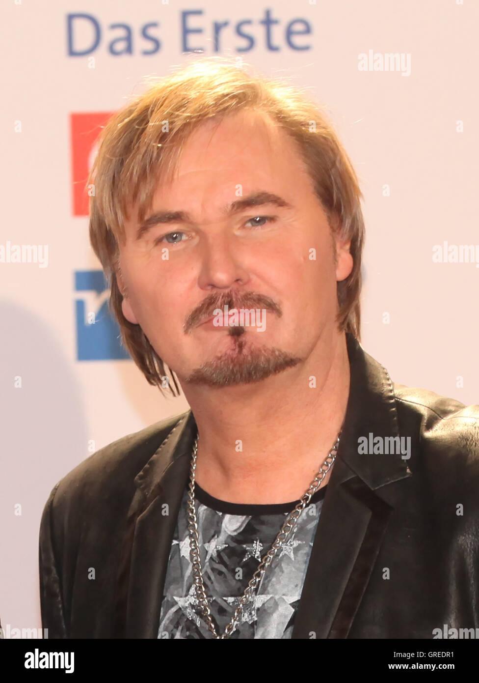 Singer Nik P - Stock Image