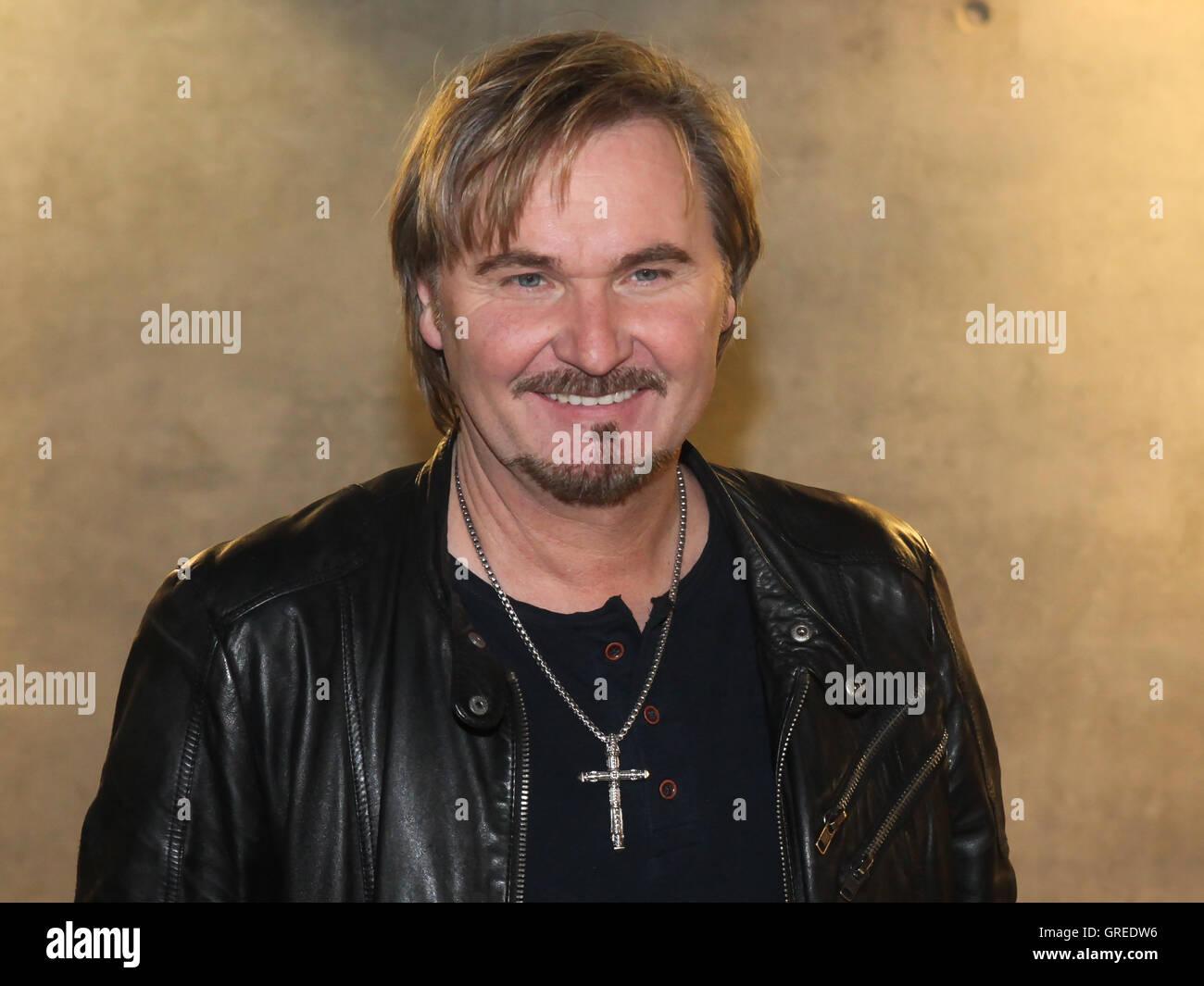 Singer Nik P. - Stock Image