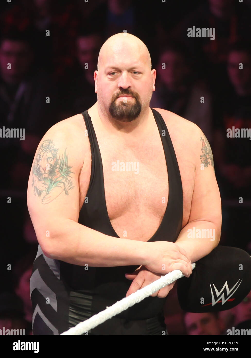 Wwe Superstar The Big Show - Stock Image