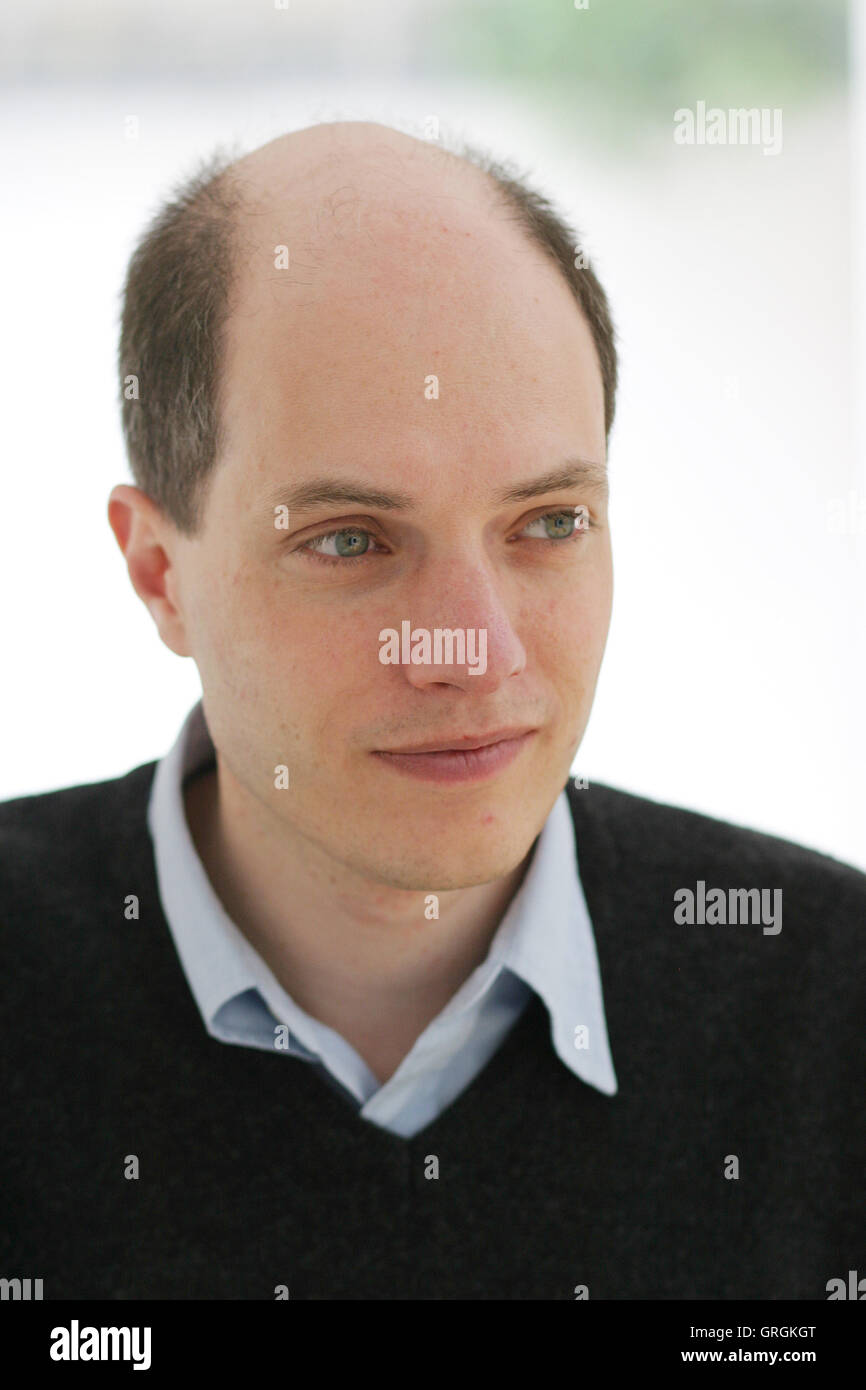 He Has Also Written A Novel Essays In Love Stock Photos  He Has  Philosopher Alain De Botton At Home In London Author Of The Architecture  Of Happiness What Is A Thesis In An Essay also Science Technology Essay English Extended Essay Topics
