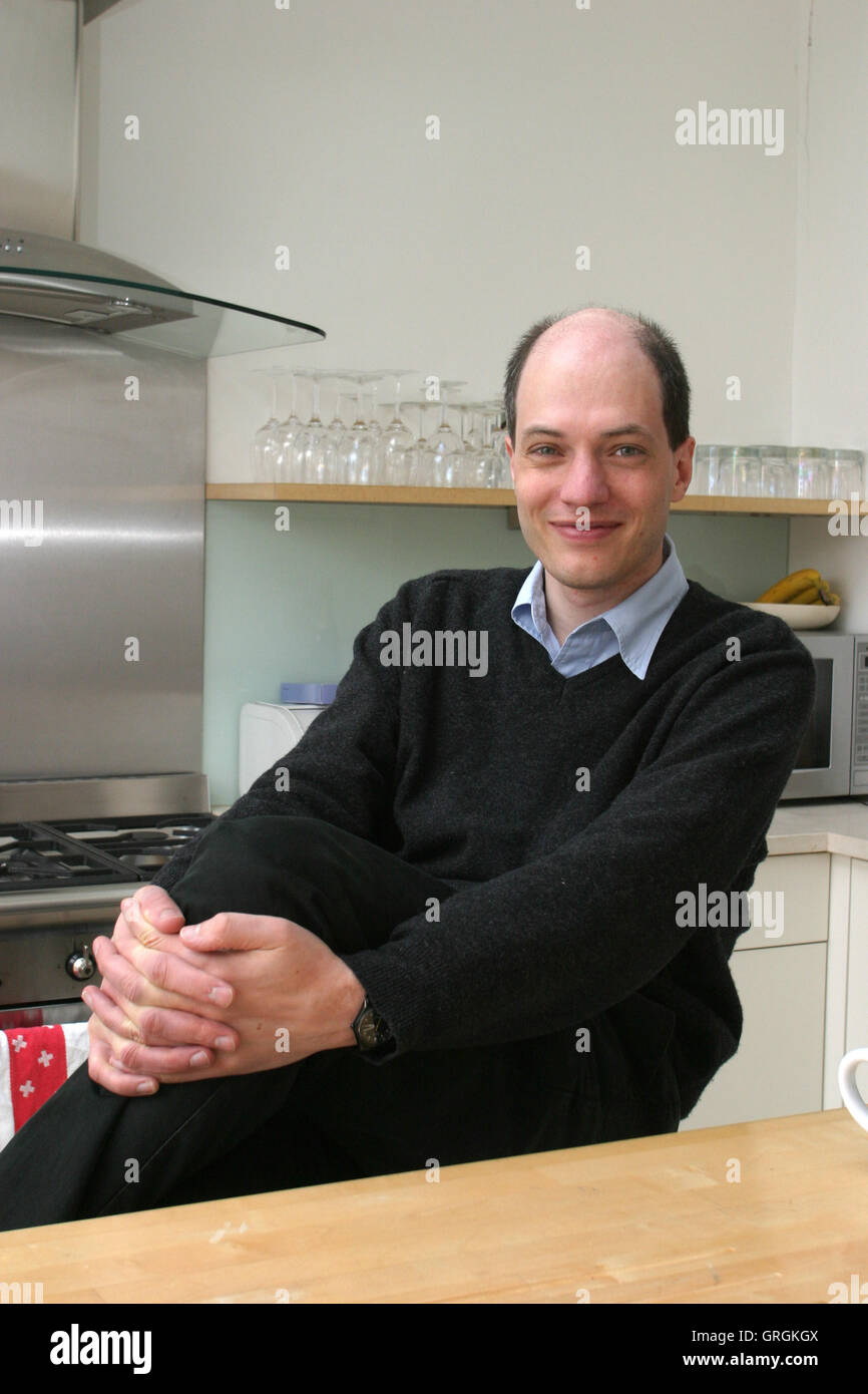 He Has Also Written A Novel Essays In Love Stock Photos  He Has  Philosopher Alain De Botton At Home In London Author Of The Architecture  Of Happiness Essays On The Yellow Wallpaper also High School English Essay Topics Persuasive Essay Papers