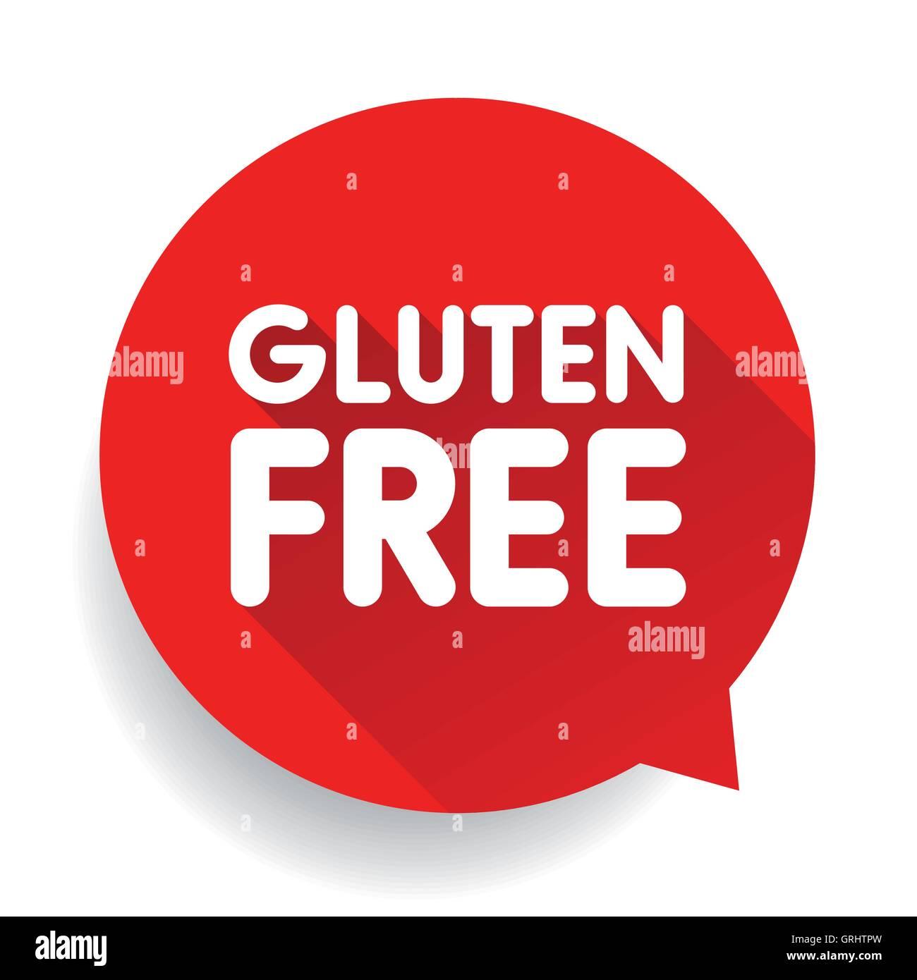 Gluten Free Icon Flat Icon Stock Photos & Gluten Free Icon