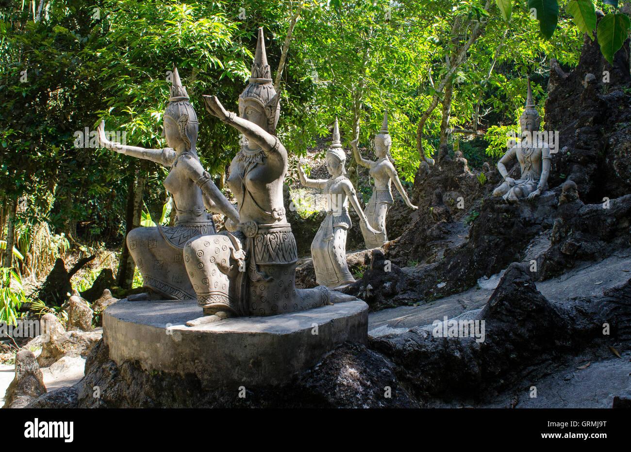 secret buddha garden magic garden koh samui ko samui - Buddha Garden