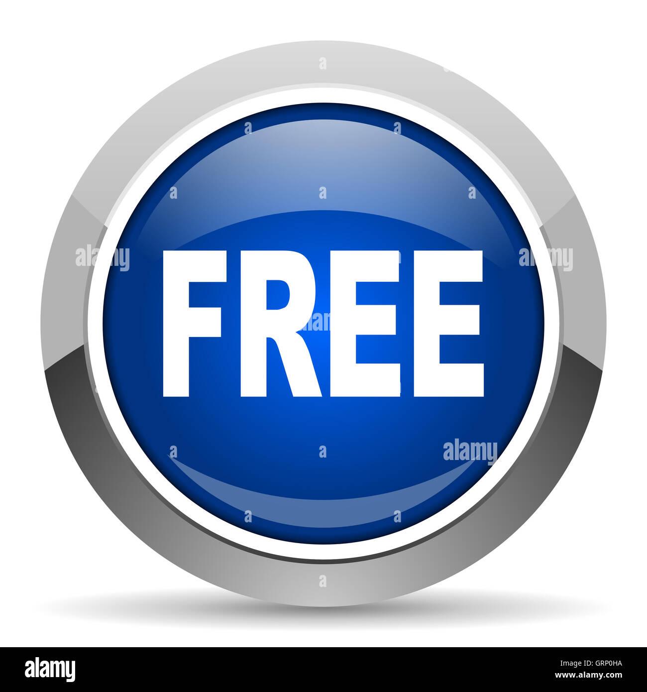free icon Stock Photo