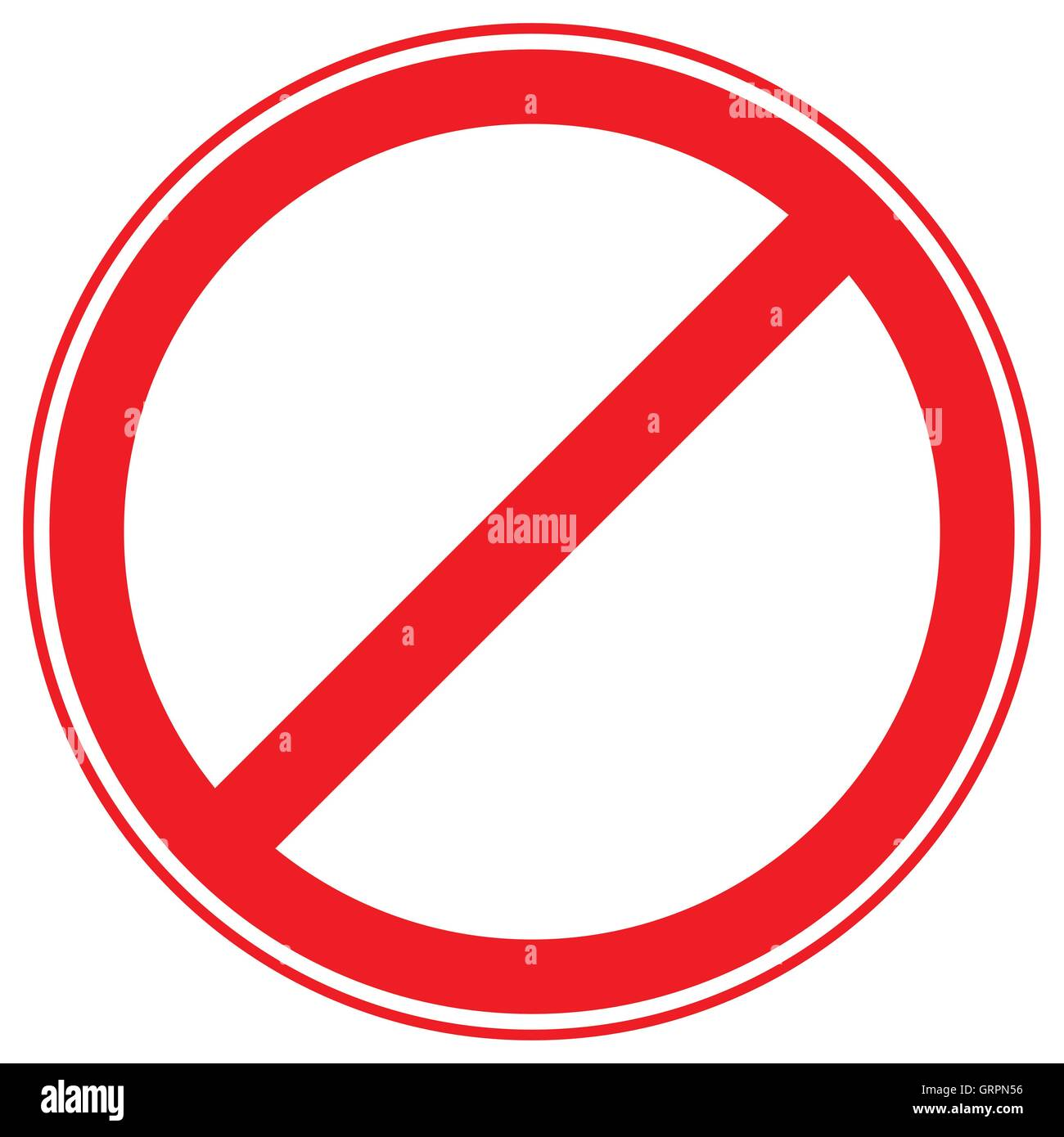 Printable Restriction Prohibition Signs Prohibitive Road Signs