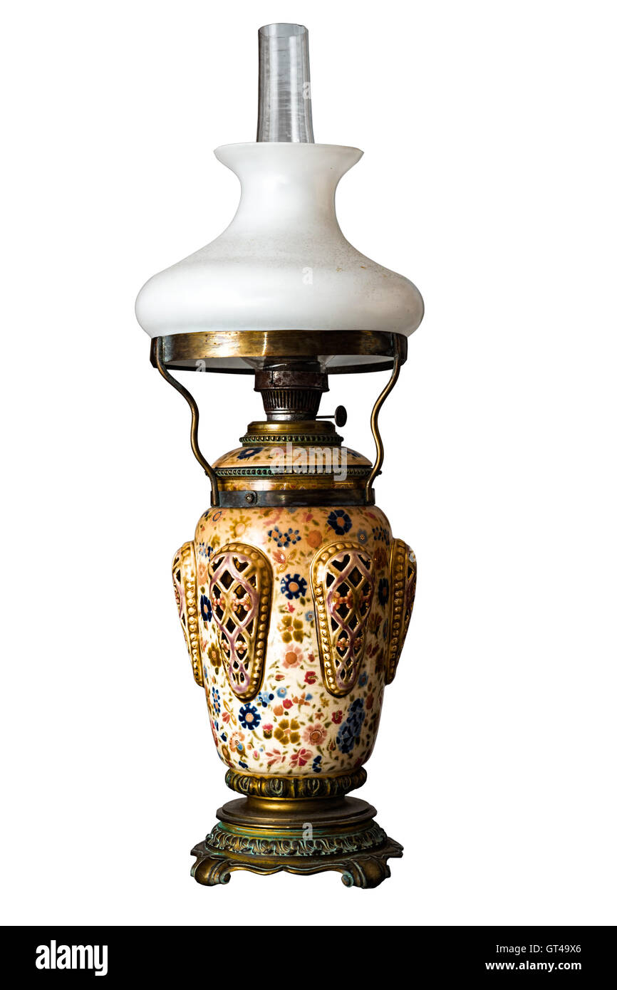 Old gas lamp stock photos old gas lamp stock images alamy antique art objects decorative old gas lamp stock image arubaitofo Images