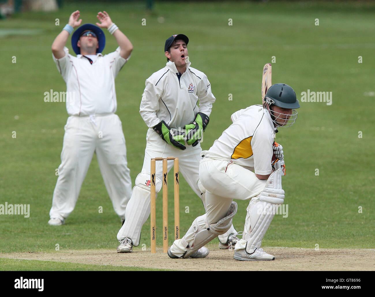 Essex Cricket Batsman Stock Photos Amp Essex Cricket Batsman