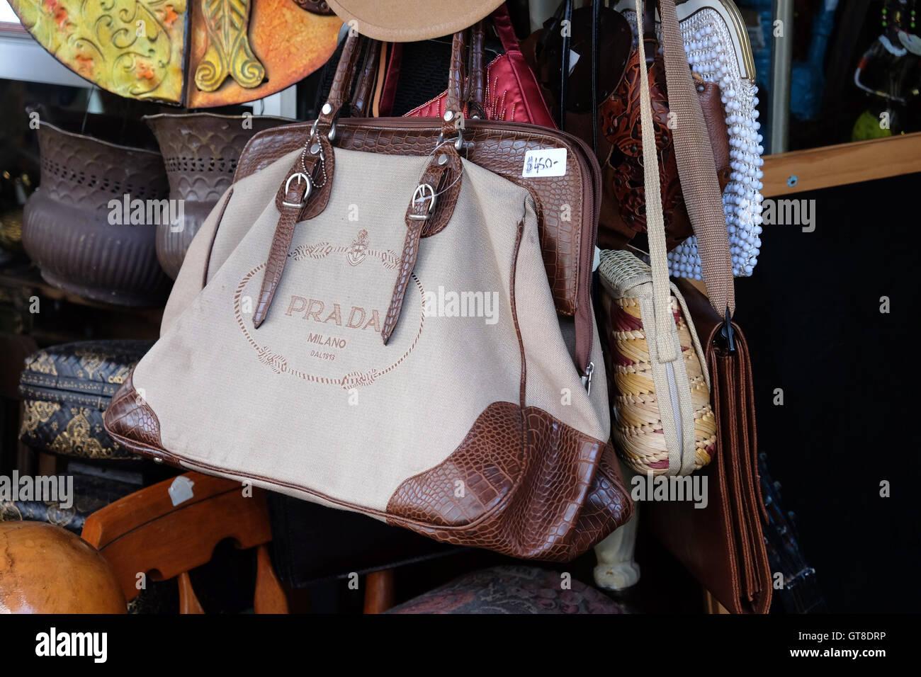Second-hand Prada travel bag for sale in King st Newtown Sydney Australia 1b5fa13bb0a1e
