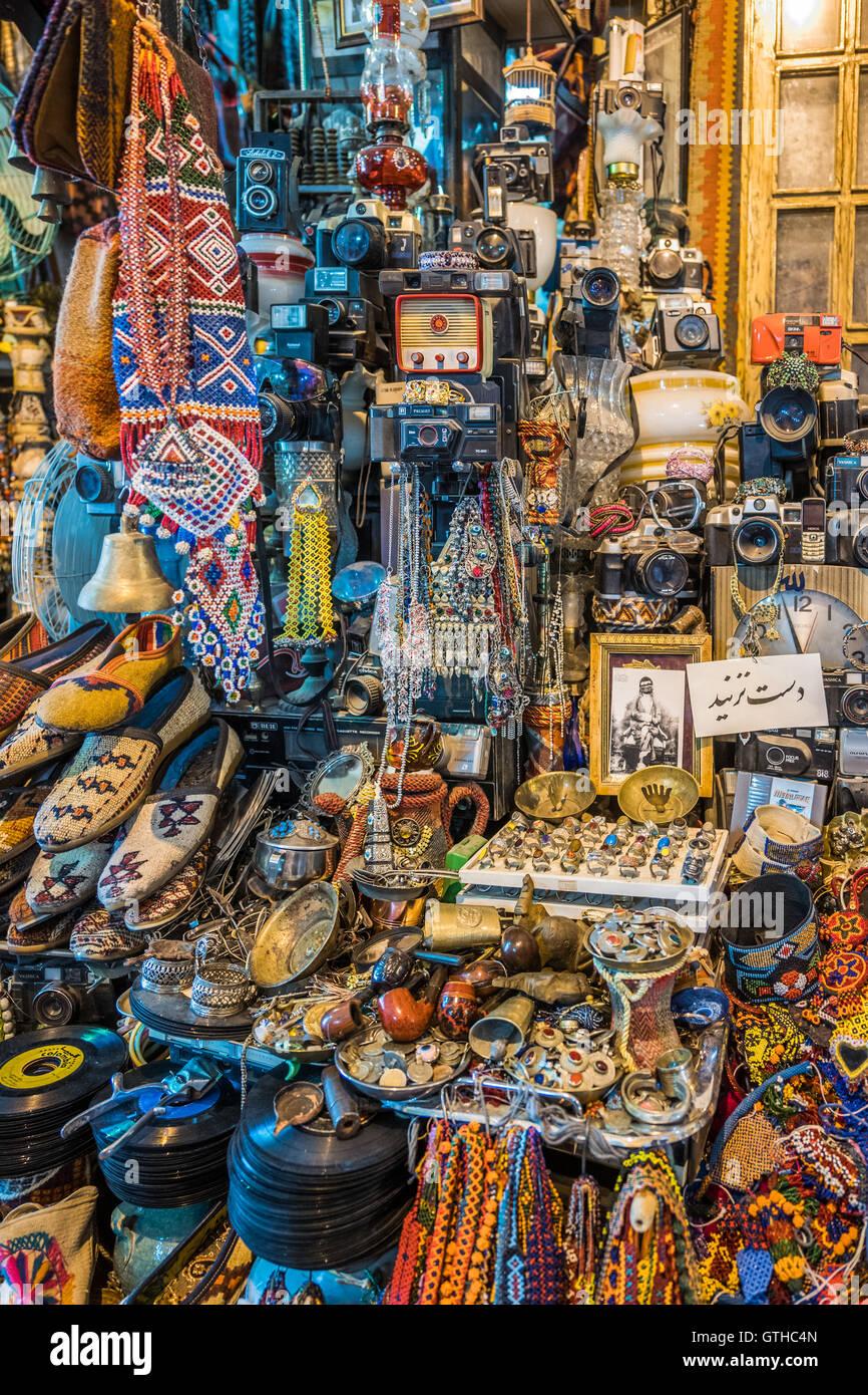 Vakil Bazaar Is The Main Bazaar Of Shiraz Iran Located