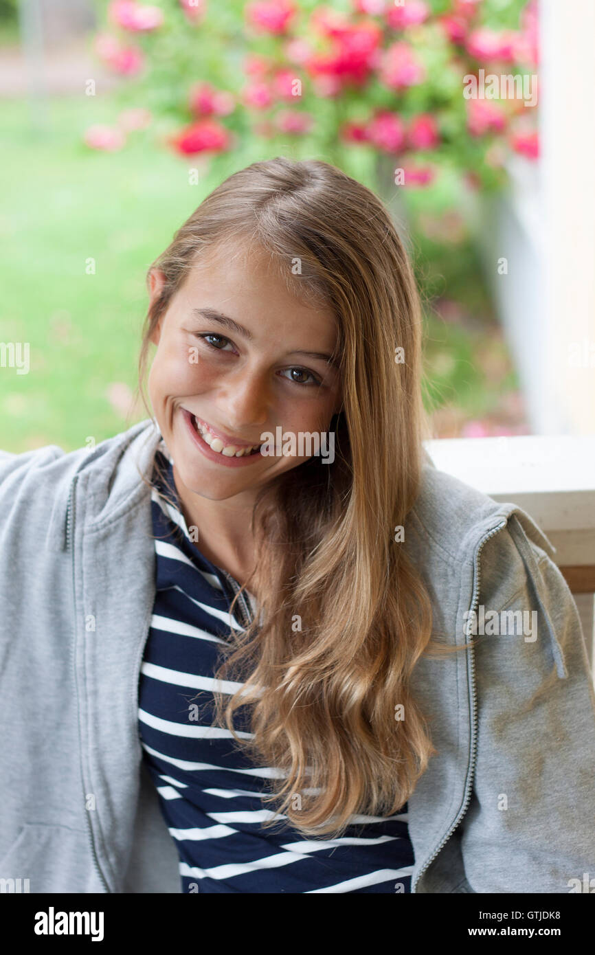 Girl Next Door Stock Photos, Pictures & Royalty-Free