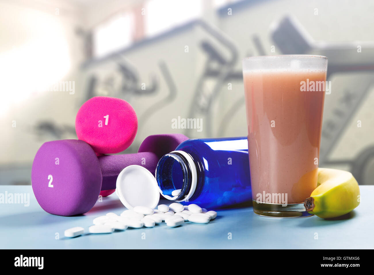 fitness supplements power motivation healthy active