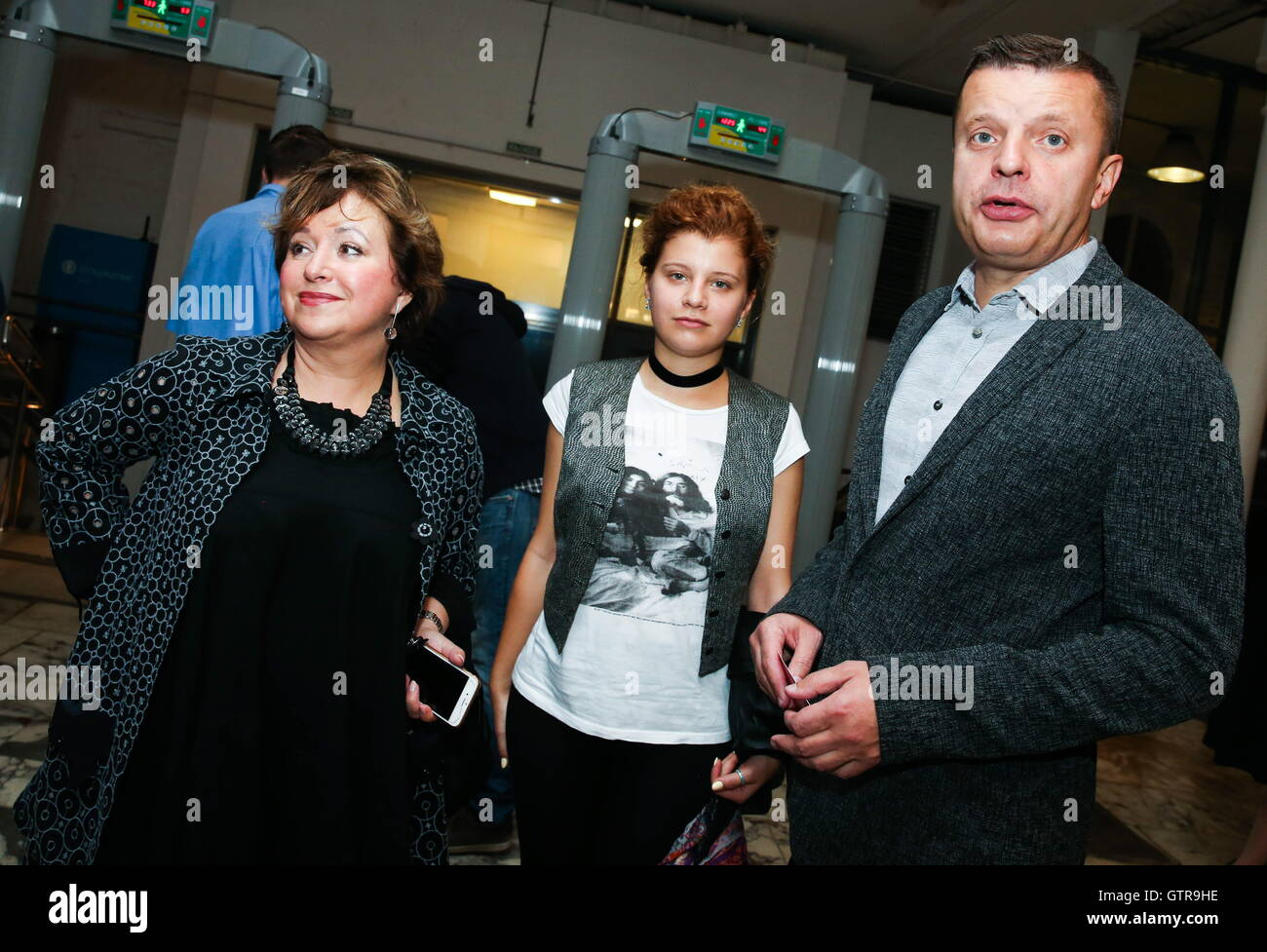 Son of Leonid Parfenov played the wedding for the second time 09/08/2015 16