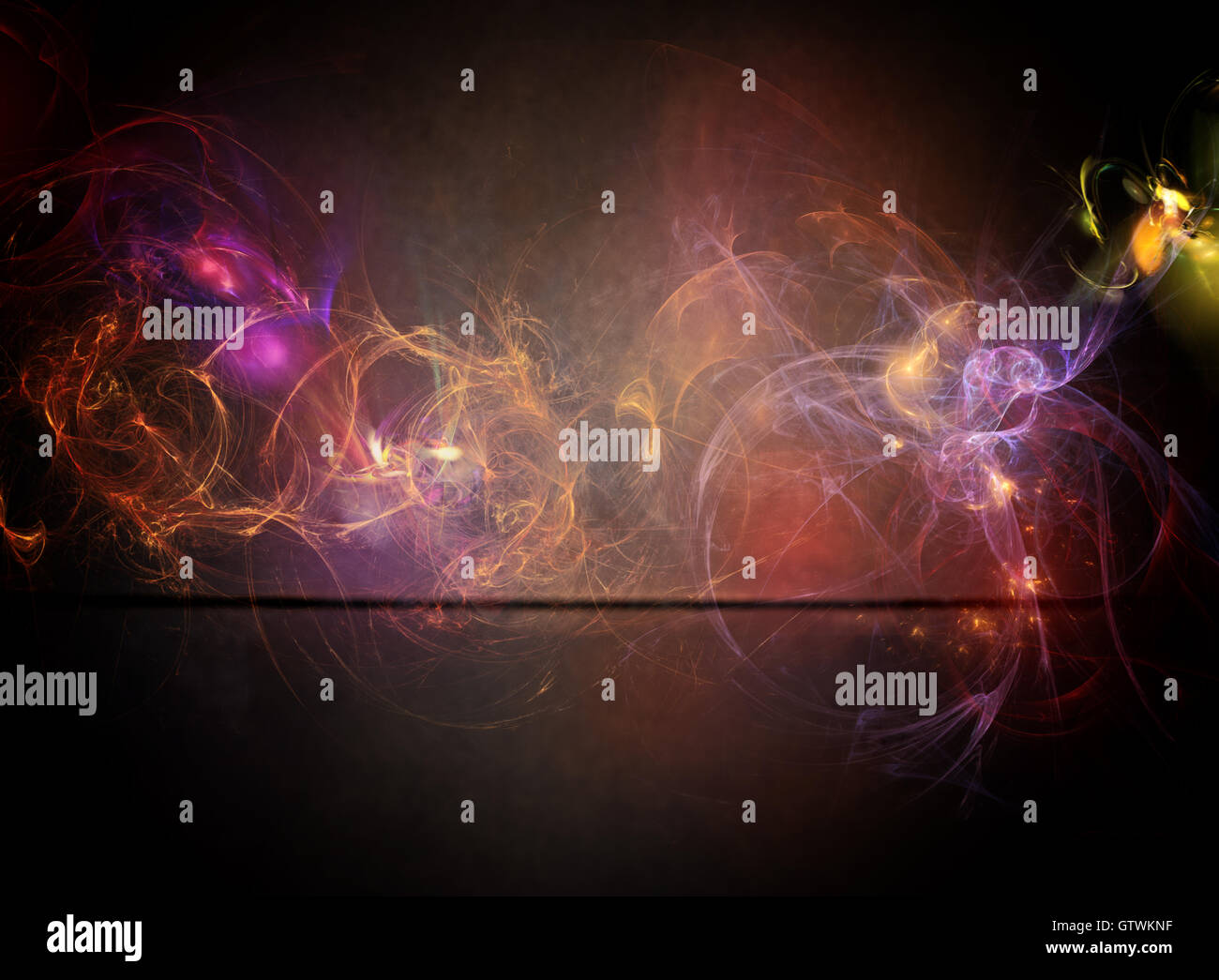 Light background - Stock Image