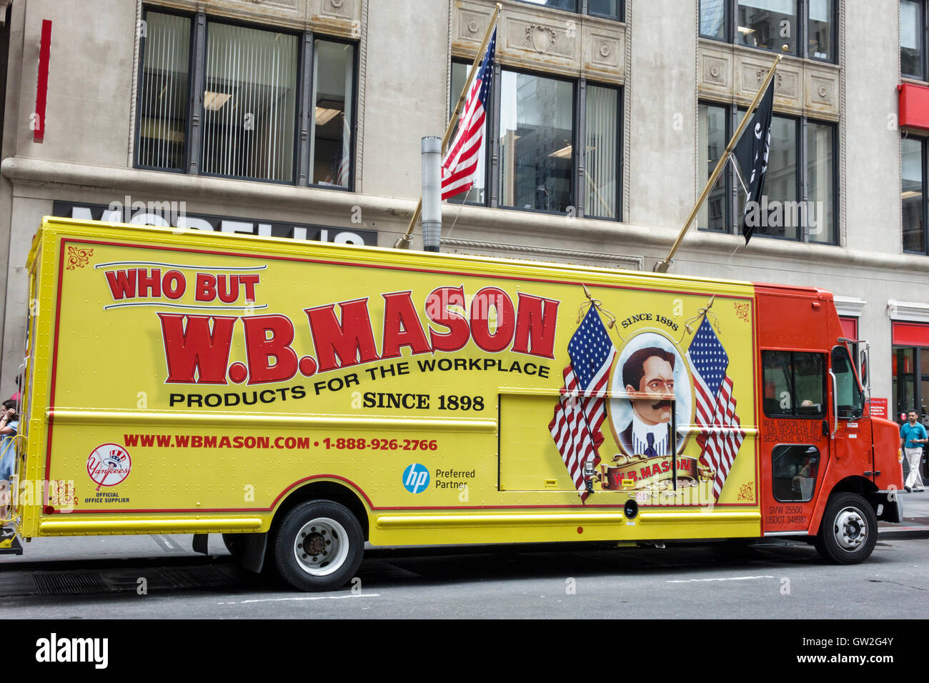 W B Mason High Resolution Stock Photography and Images - Alamy