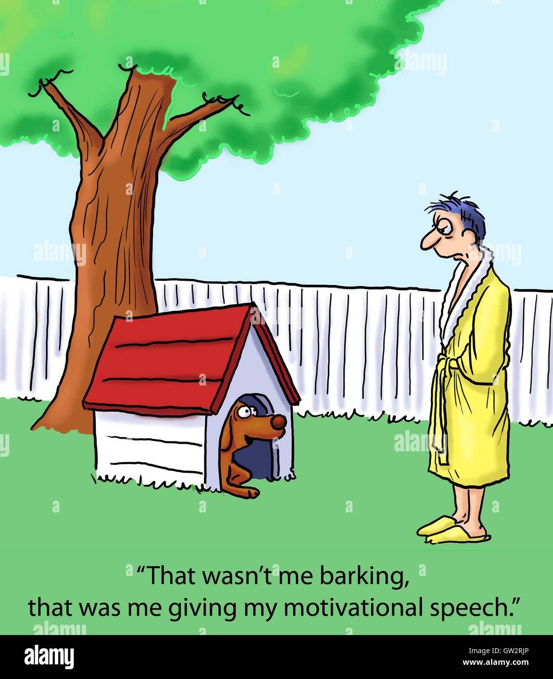 Humor Inspirational Quotes: Motivation Cartoon Stock Photos & Motivation Cartoon Stock