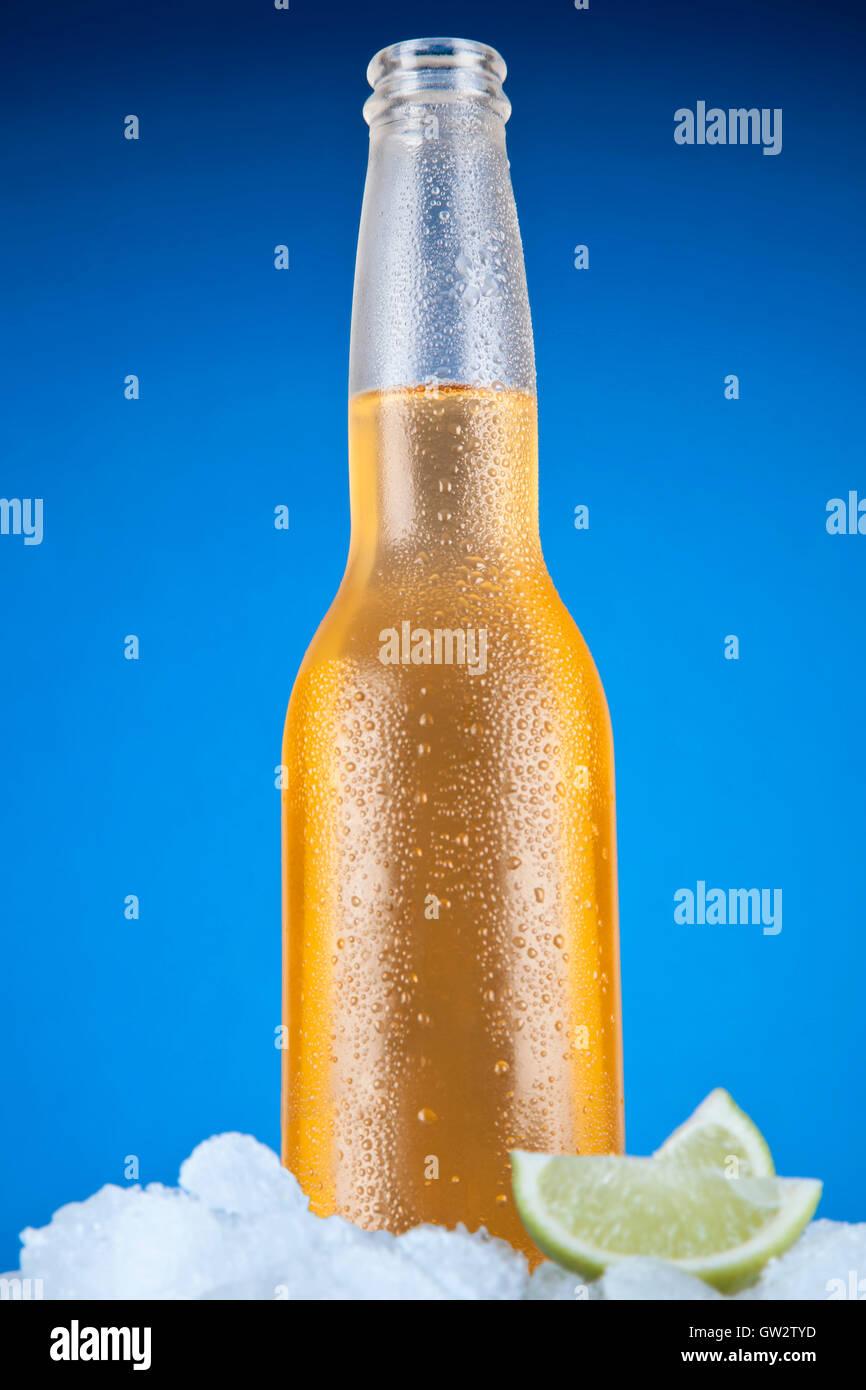 Summer Beer   Stock Image