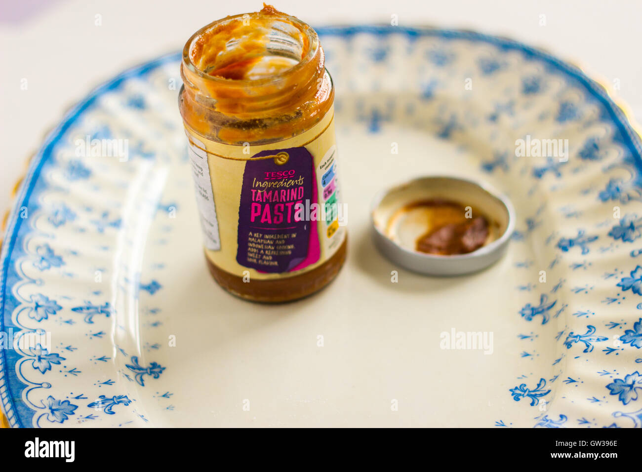 Tamarind Paste High Resolution Stock Photography And Images Alamy