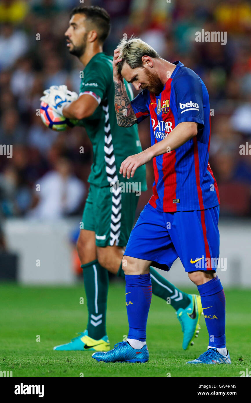 Lionel Messi 2016 Stock Photos & Lionel Messi 2016 Stock
