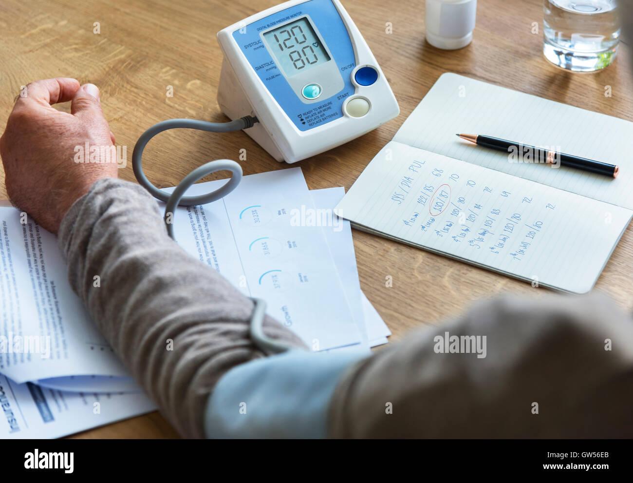 Assurance Insurance Diagnosis Health Risk Concept - Stock Image