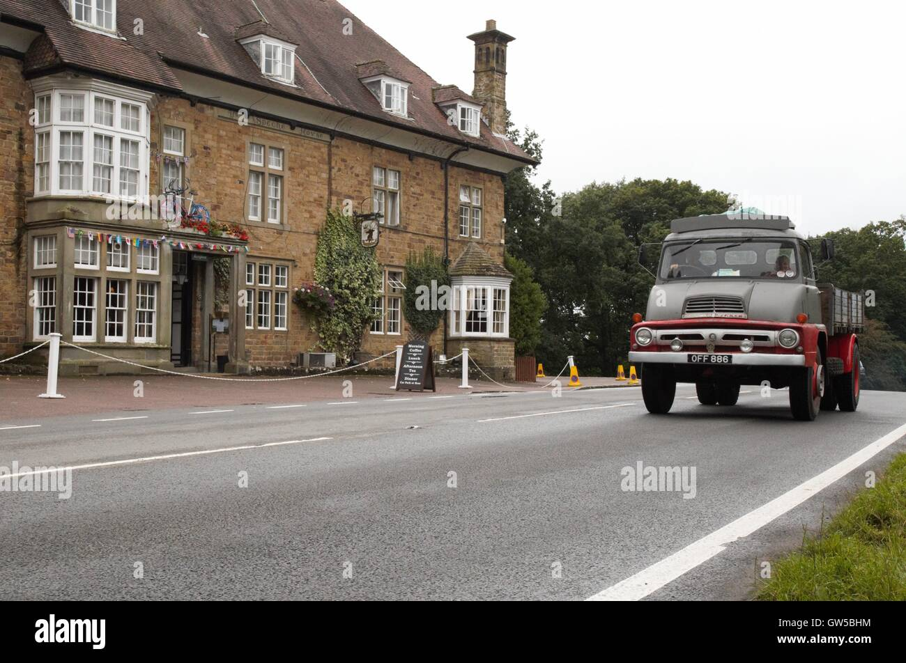 Thames Trader Lorry - Stock Image