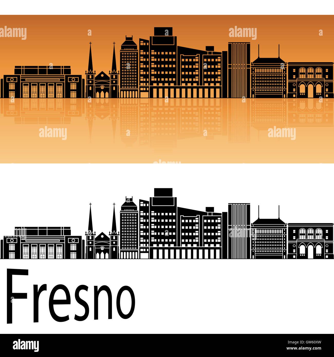 Fresno California Landscape Stock Photos & Fresno