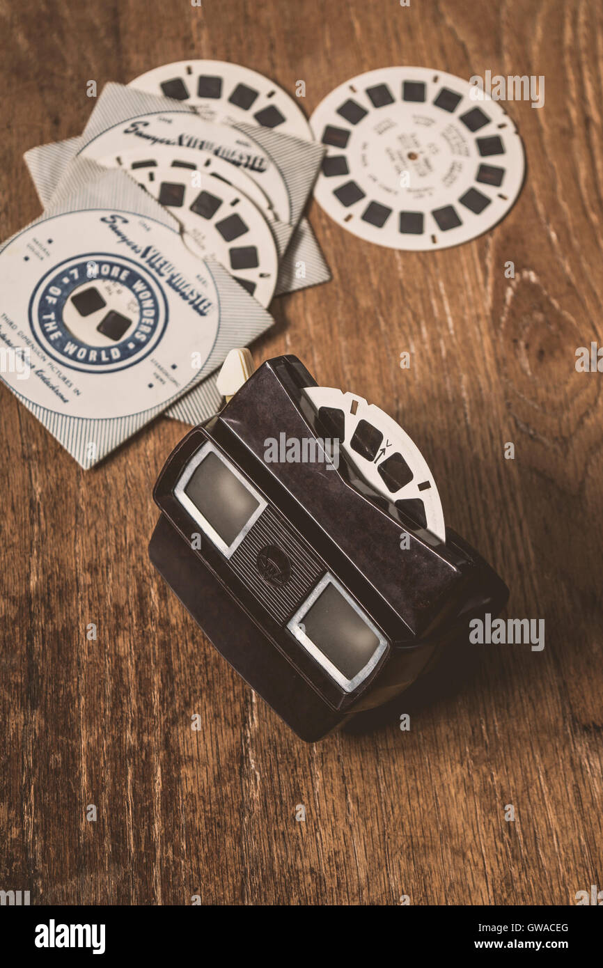 Viewmaster Stock Photos & Viewmaster Stock Images - Alamy