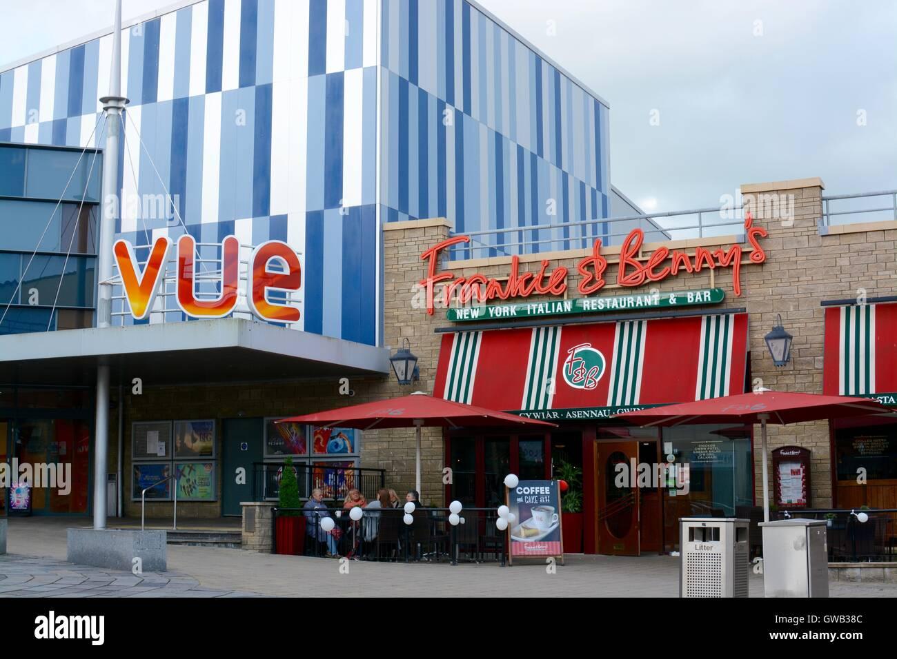 Vue cinemas carmarthen