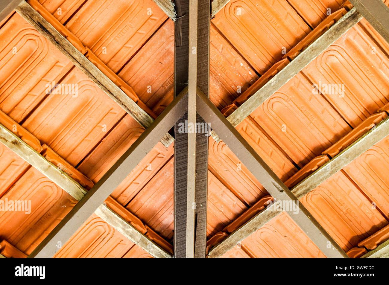 Terracotta Roof Tiles Stock Photos Amp Terracotta Roof Tiles