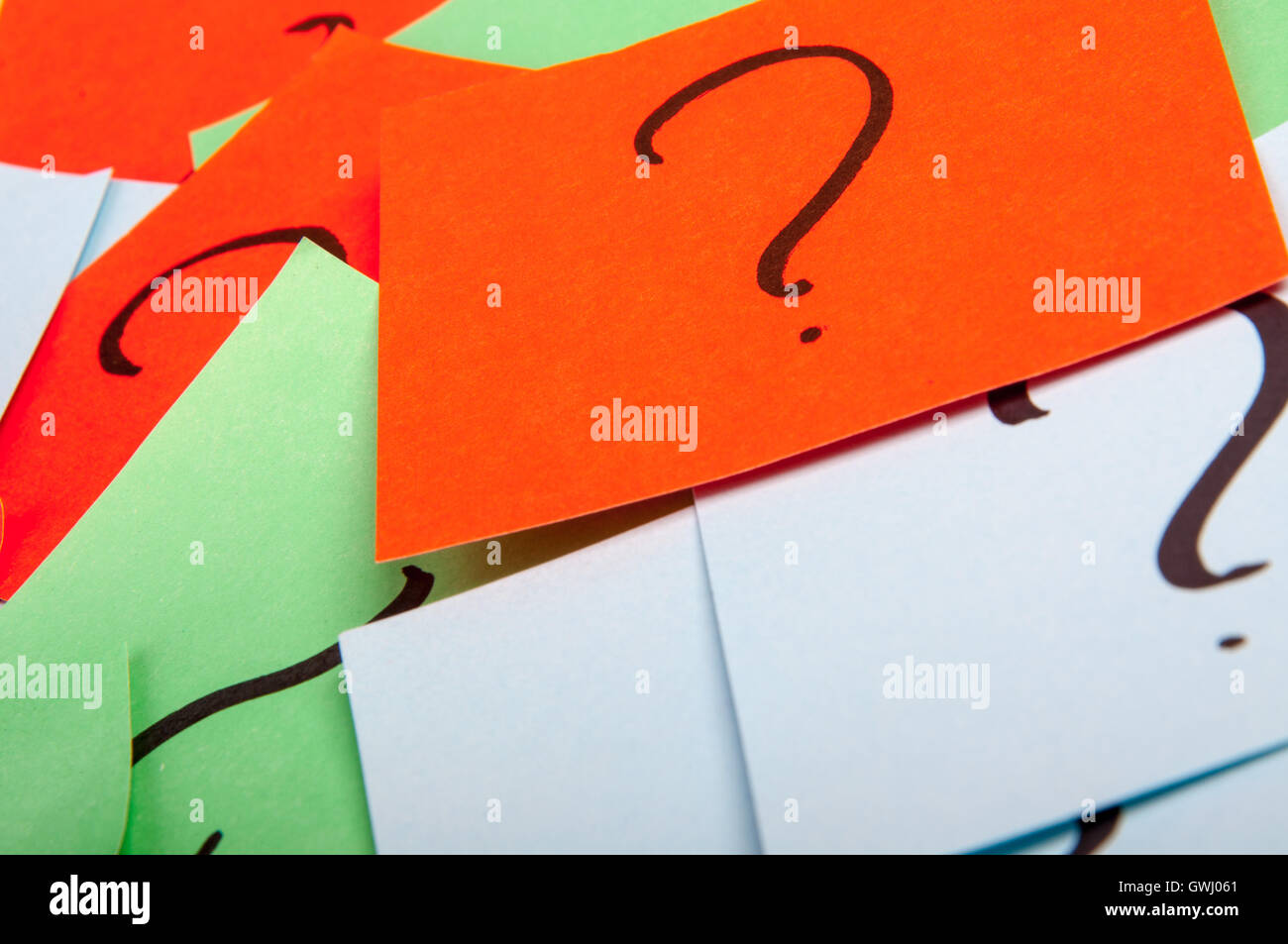 Query - Stock Image