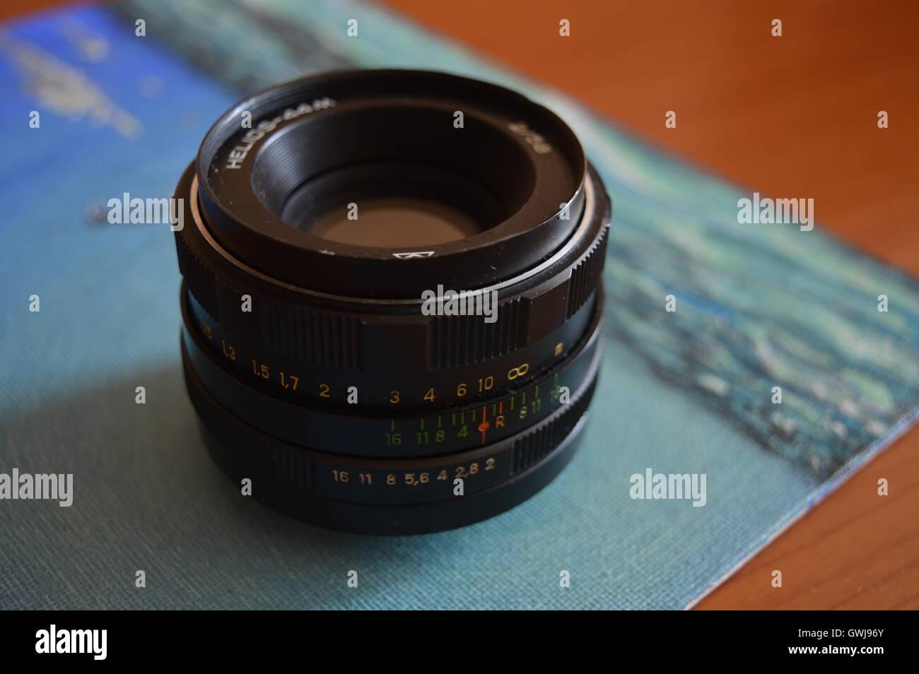 helios camera lens stock photos helios camera lens stock images