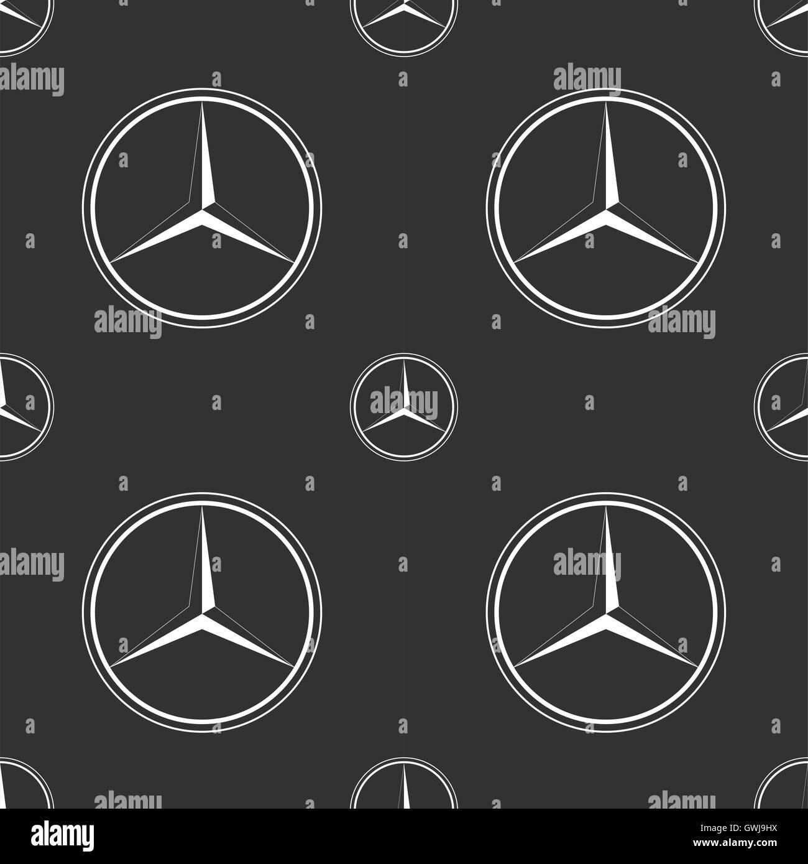 Daimler Benz Star Black And White Stock Photos Images Alamy