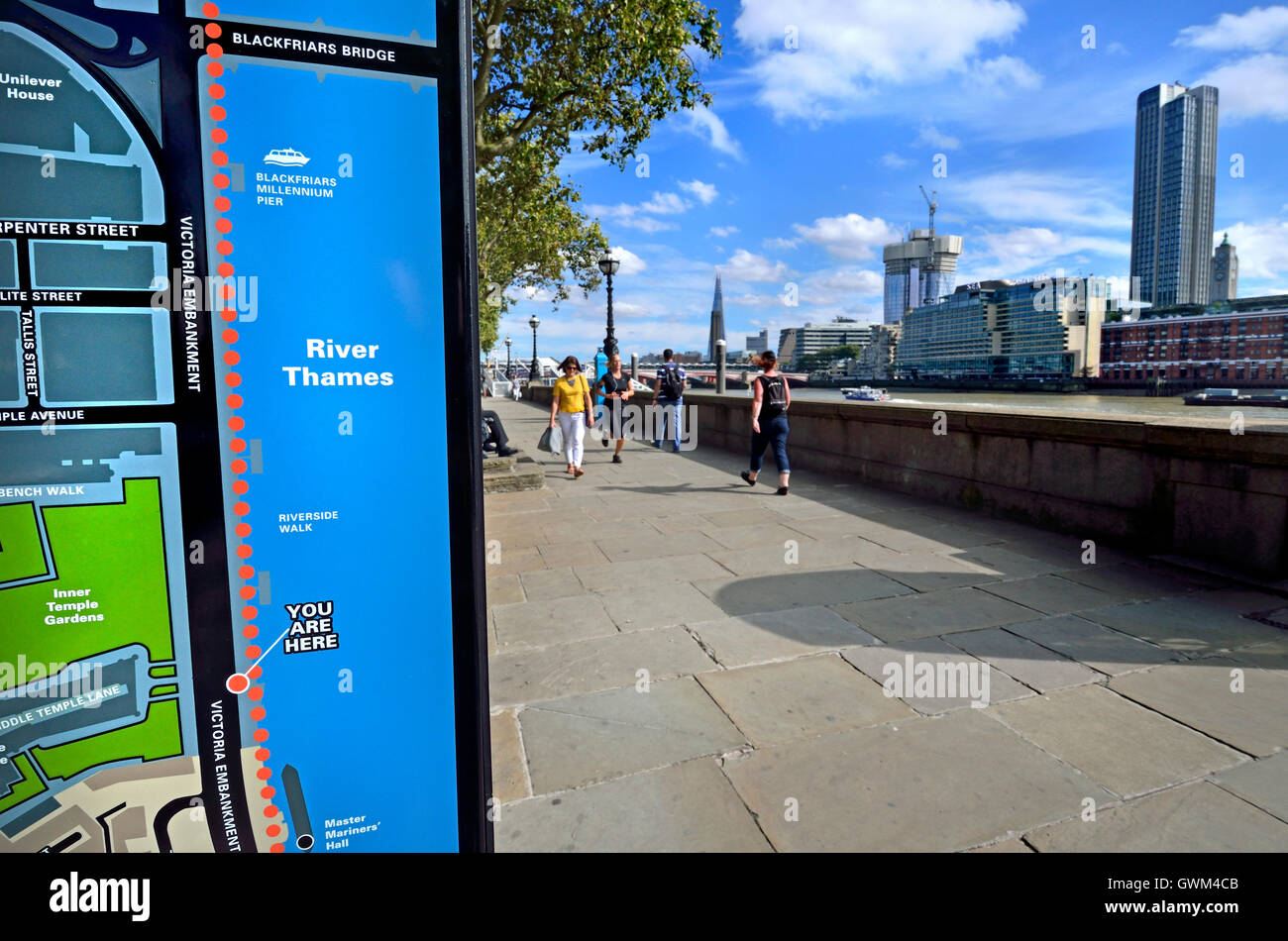 London Tourist Information Map.London England Uk You Are Here Tourist Information Map On The
