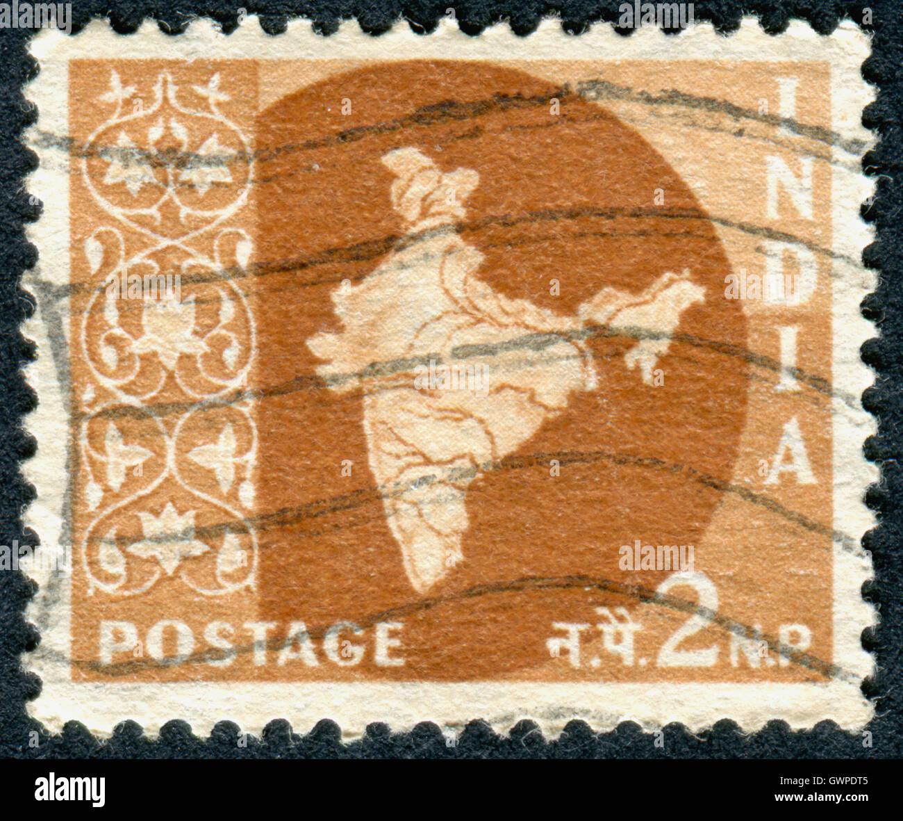 Postage Stamp India Stock Photos & Postage Stamp India ...
