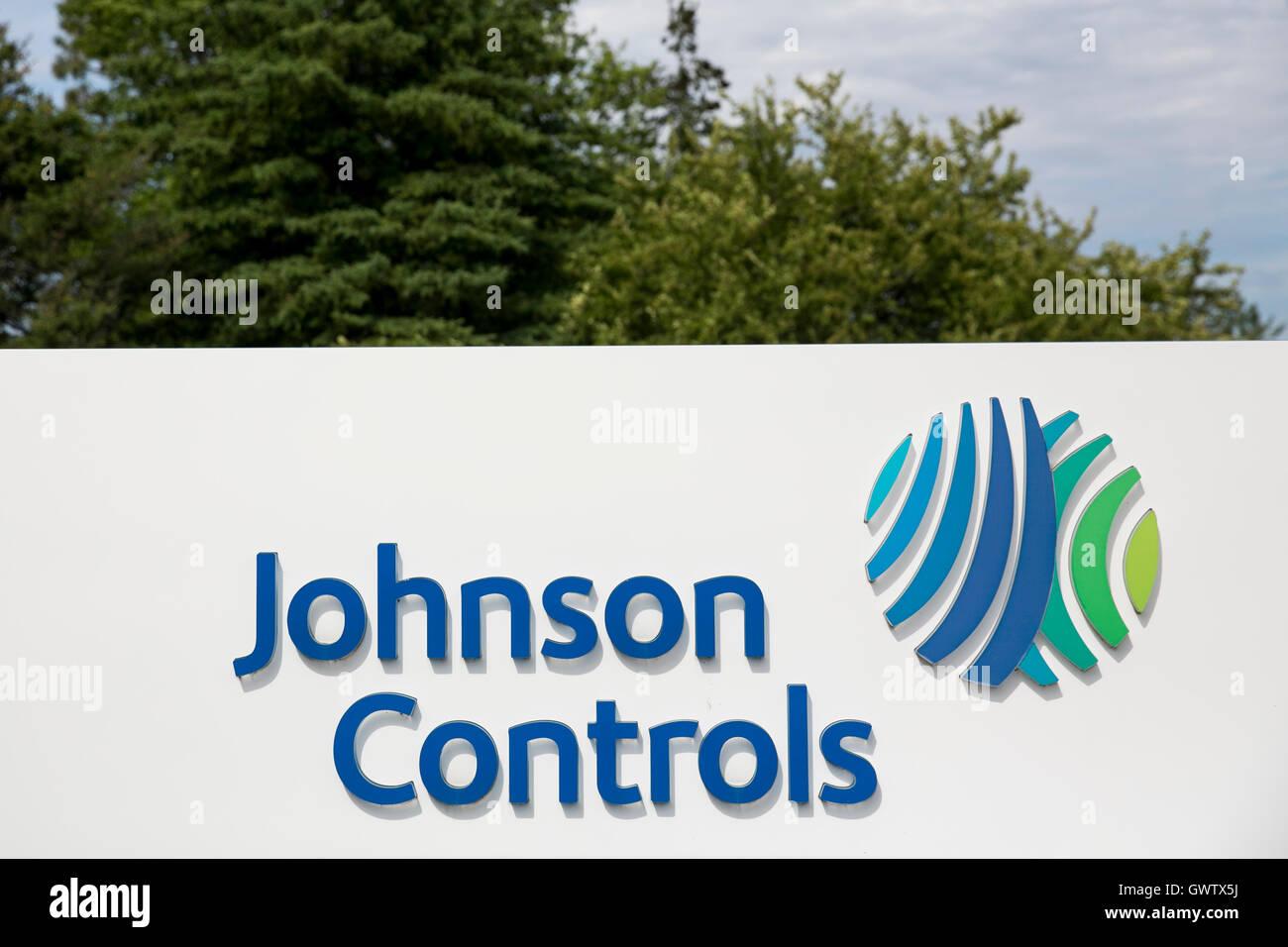 Johnson Controls Logo Stock Photos & Johnson Controls Logo