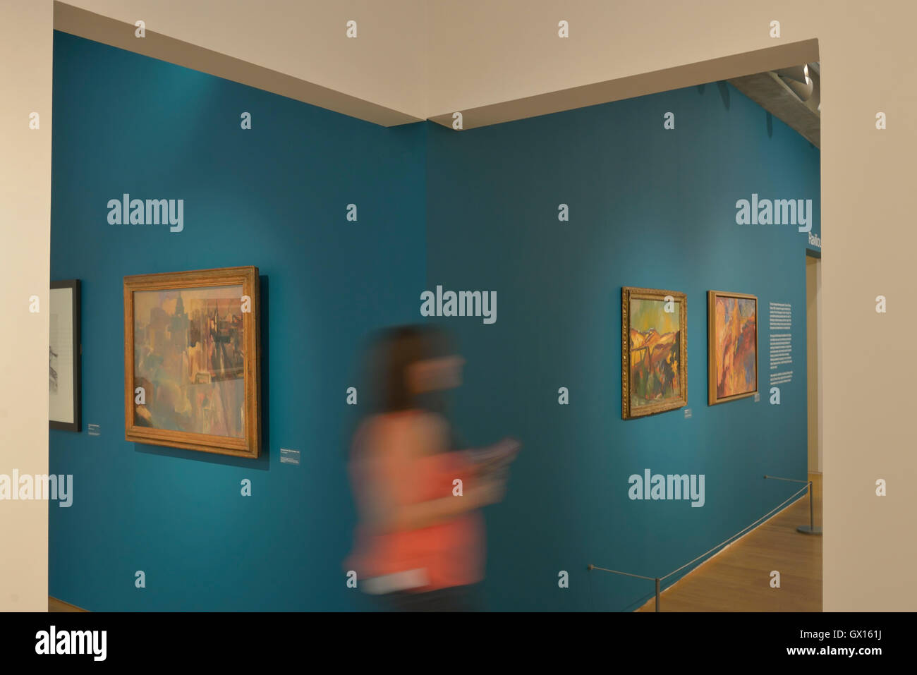 Towner Art Gallery, Eastbourne, East Sussex, England. UK - Stock Image