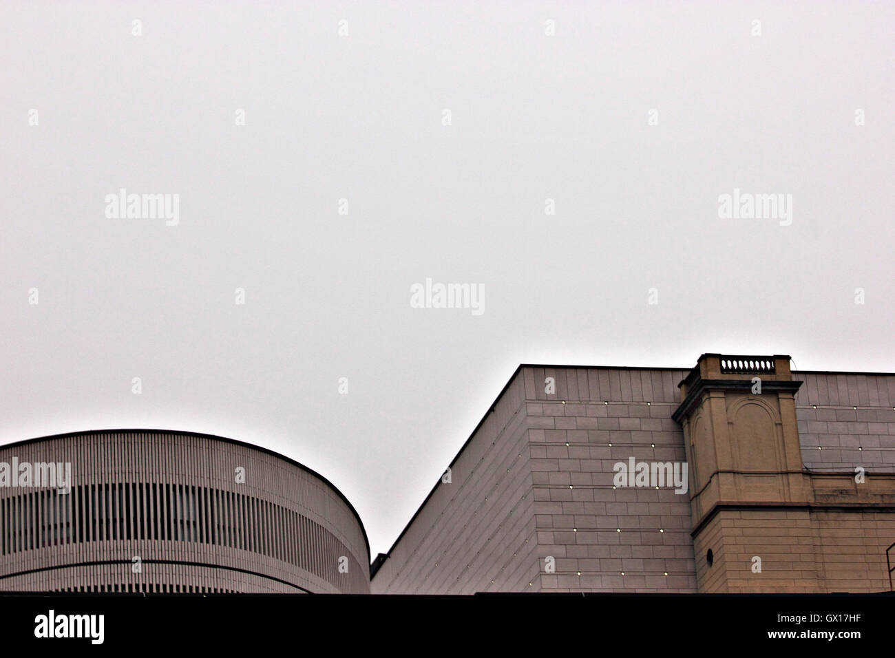 modern building, architecture, abstract, detail Stock Photo