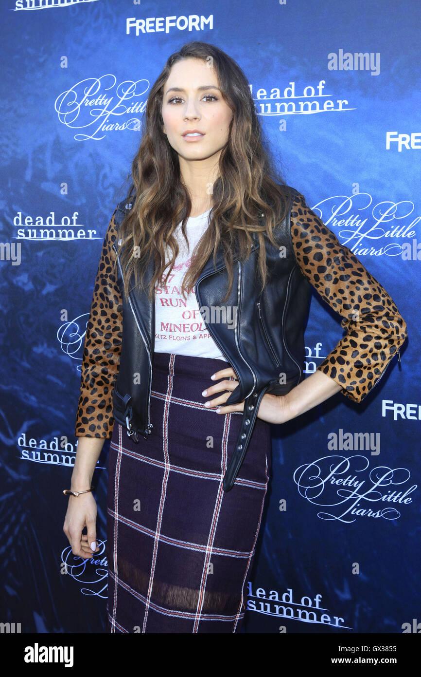 LA premiere of 'Pretty Little Liars' season 7 and 'Dead of